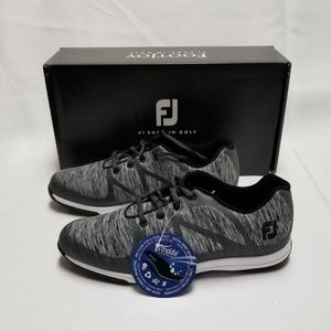FootJoy leisure golf shoes.
